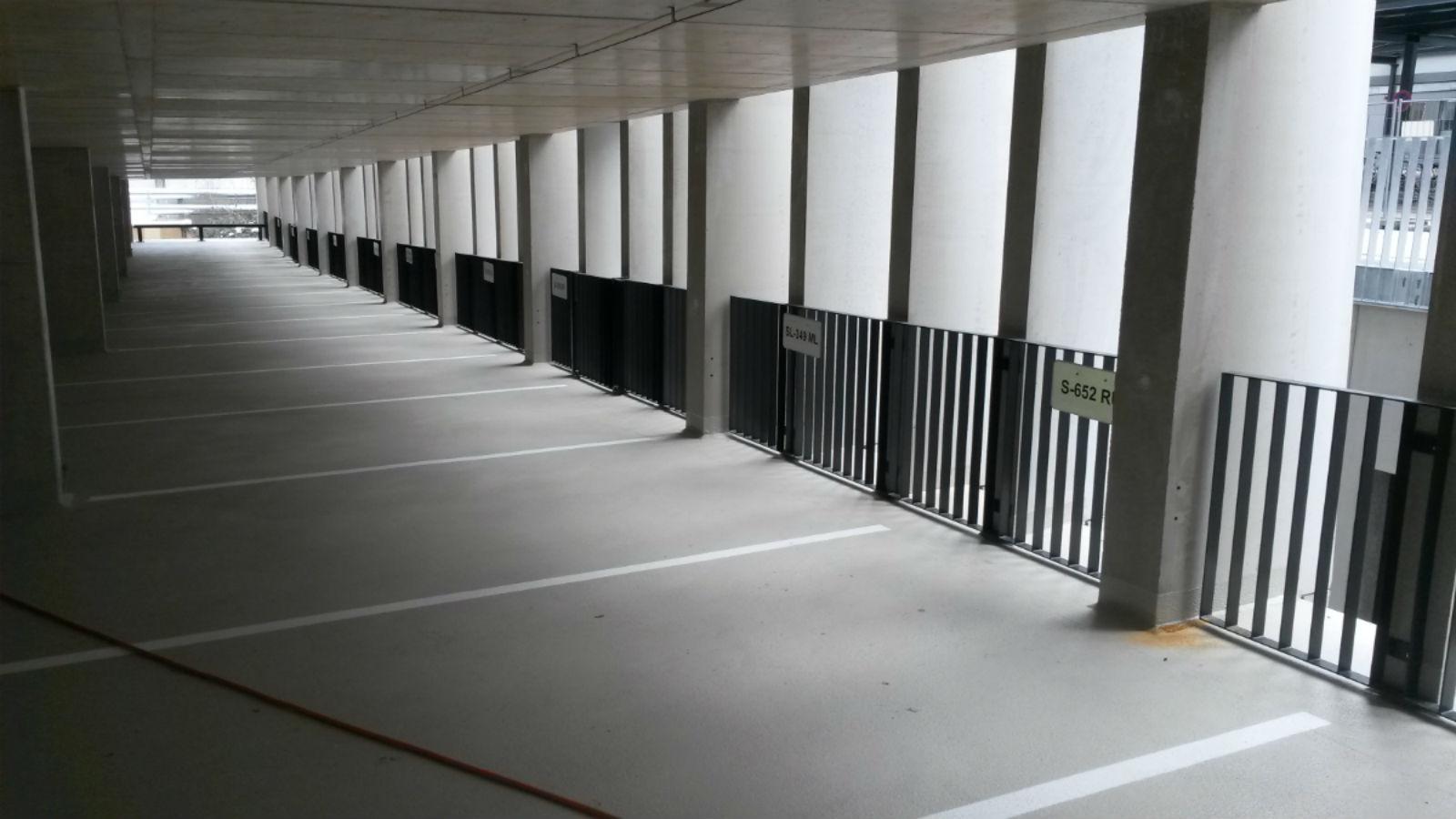 Parkgarage LKH Salzburg